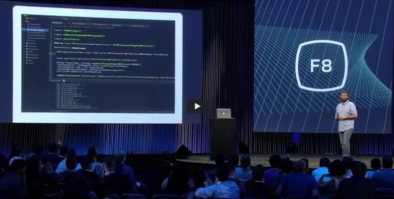 Facebook na konferenci vývojářů